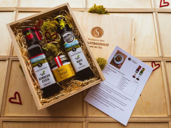 Himbeerdressing Box