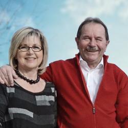 Klaus Fronius & Frau Streif