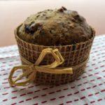 Traubenkern-Schoko-Muffin