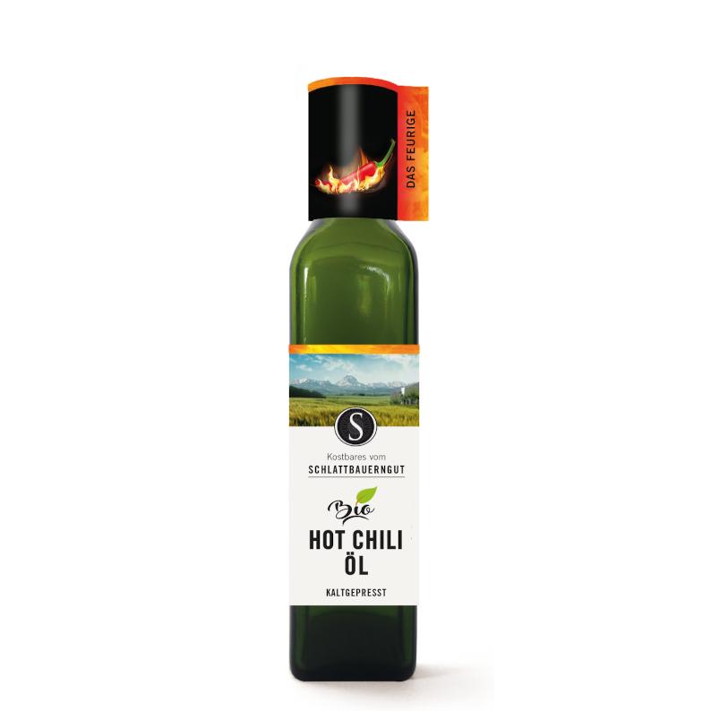 Bio Hot Chili Öl
